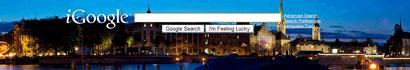 Zurich Panorama iGoogle Theme
